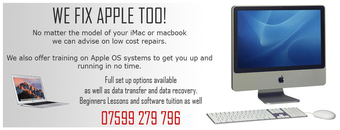 Chichester macbook repairs