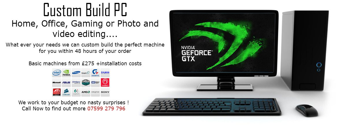 gaming pc chichester